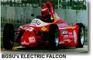 Electric Vehicle Racing