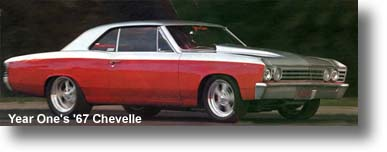 Year One's '67 Chevelle