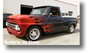 Rucker's, '66 Chevy Truck