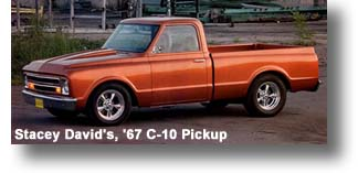 Stacey David's, '67 C-10 Pickup