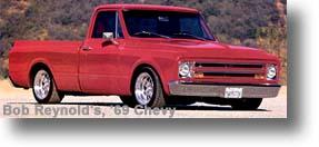 Bob Reynold's, '69 Chevy