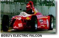Electric Vehicle Racing