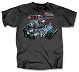 Engine Trans Shirt