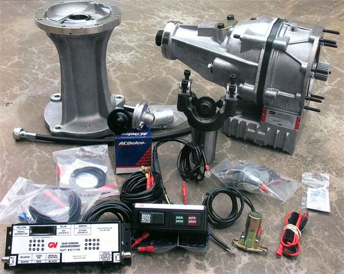 4x4 Garage Jan04 Gearvendors