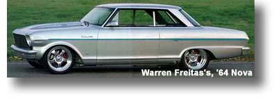 Warren Freitas's, '64 Nova
