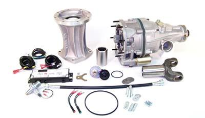 GM 3-Speed Automatic Truck/Motorhome - Gearvendors