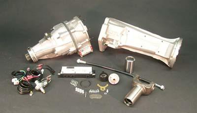 Ford 4-Speed Man - Gearvendors