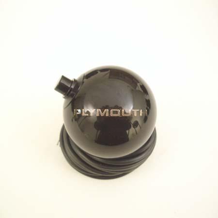 plymouth block black